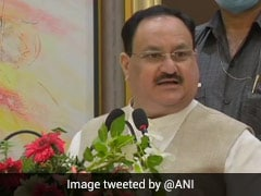 Congress Stance On Article 370 Helping Pak: JP Nadda Tells Rally In Bihar