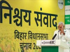 After BJP's Arunachal Jolt To Nitish Kumar, Congress' Keep-In-Touch Swipe