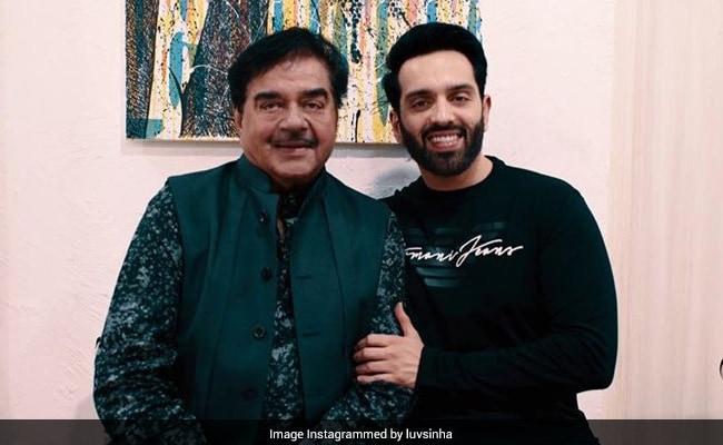 Shatrughan Sinha's Son, Actor Luv Sinha, A Congress Pick For Bihar Polls