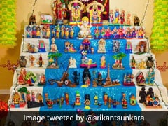 Dussehra: Bommala Koluvu, A Fading Festive Art With Dolls, Sees Revival