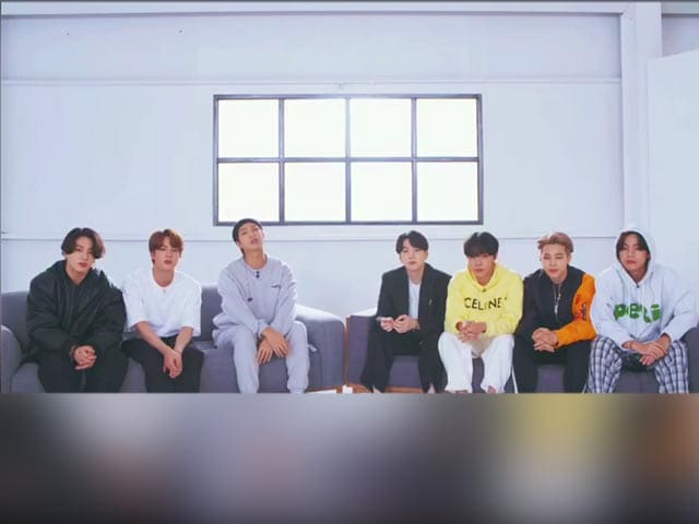 NDTV Exclusive: K-Pop Sensation BTS On Music And Stardom - Coming Soon