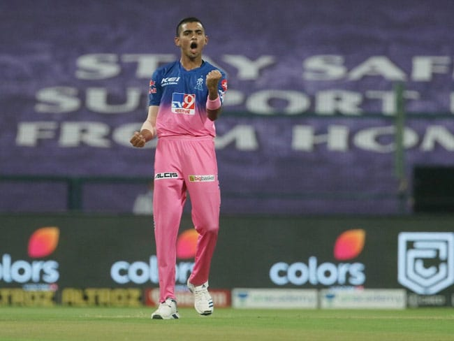 IPL 2020, MI vs RR: Ben Stokes Compares Kartik Tyagi With Brett Lee, Ishant Sharma