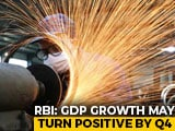 Video : Real GDP Expected To Contract 9.5% In Financial Year 2020-21: RBI