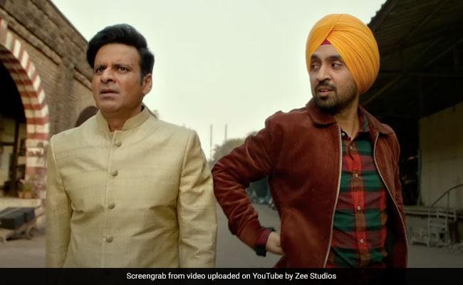 Suraj Pe Mangal Bhari Trailer: Manoj Bajpayee Overshadows Diljit Dosanjh As His Nemesis