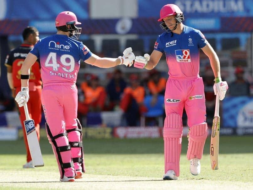 RR vs RCB, IPL 2020 Match Live Updates: Steve Smith, Jos Buttler Rebuild After Rajasthan Royals Lose Quick Wickets