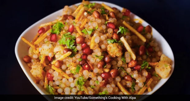 Navratri Snacks: How To Make Easy, Vrat-Special Sabudana Bhel Or Chaat