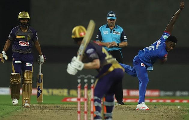 KKR vs DC, IPL 2020 Hightlights : केकेआर ने दिल्ली कैपिटल्स को 59 रन से दी पटखनी