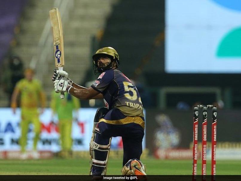 IPL 2020, KKR vs CSK: Rahul Tripathi Praises Kolkata Knight Riders' Bowlers After Win Against Chennai Super Kings