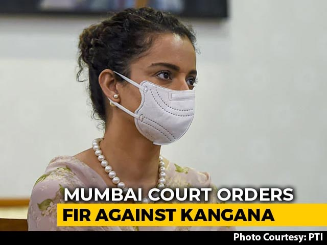 Video : Case Against Kangana Ranaut For Allegedly Spreading Religious Disharmony