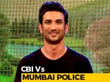 "Video : FIR Against Sushant Rajput's Sisters By Rhea Chakraborty ""Vitiated"": CBI"