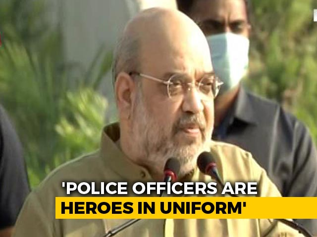 """Video : Government Bringing Tech To Make India's Borders """"Impregnable"""": Amit Shah"""
