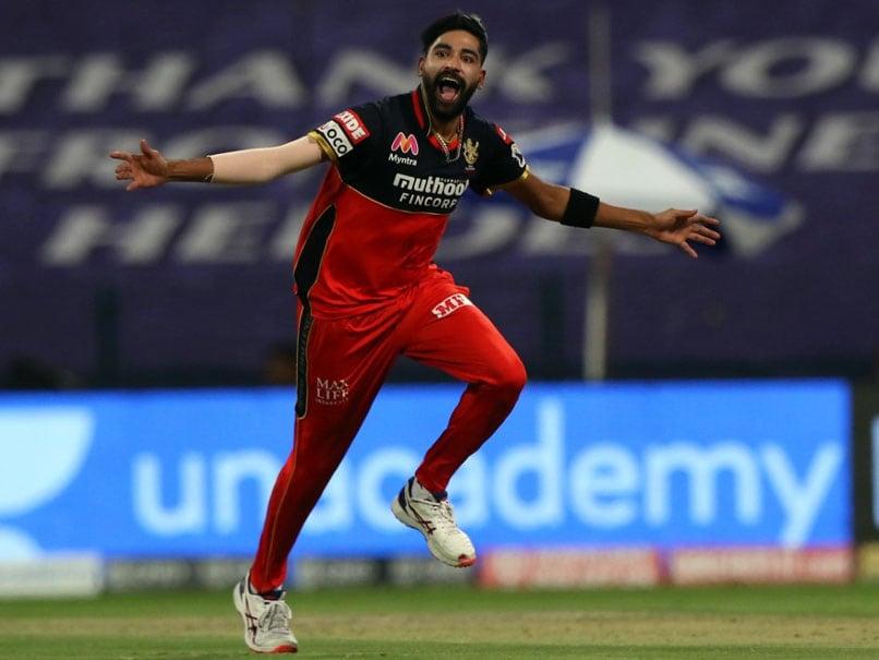 KKR vs RCB: मो. सिराज की गेंदबाजी के आगे केकेआर 'धड़ाम', आरसीबी ने आसान जीत दर्ज की