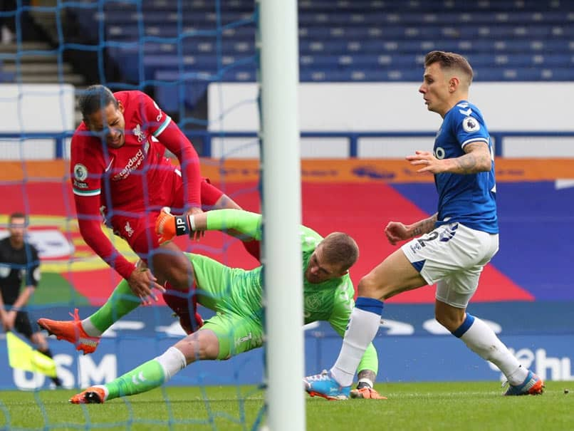 Liverpool Confirm Virgil Van Dijks Knee Ligament Damage Amid Fears Season Is Over