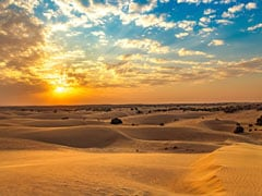 """Evidence Of """"Lost"""" River That Ran Through Thar Desert 1,72,000 Years Ago Found"""