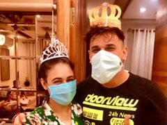 """""""Diagnosed With Dengue,"""" This Is How Prince Narula And Yuvika Chaudhary Celebrated Anniversary"""
