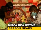 Video : Spike In Bengal Covid Cases As Durga Puja Season Nears