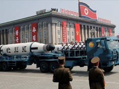 North Korea Fires Anti-Aircraft Missile In Latest Test
