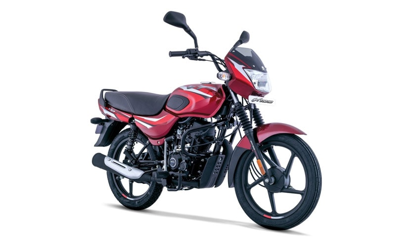 The new Bajaj CT100 with added features is priced at Rs. 46,432 (ex-showroom, Delhi)