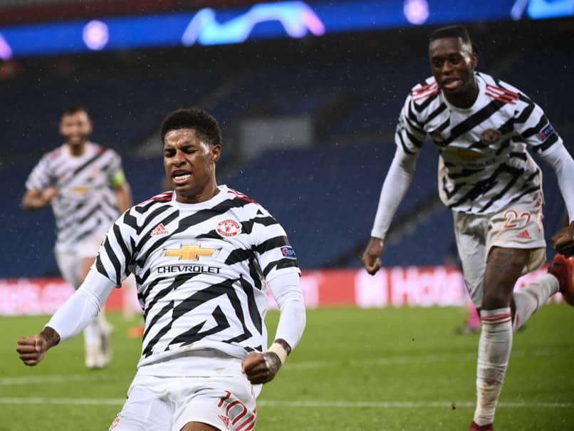 Champions League Marcus Rashford Strikes Late Again As Manchester United Beat Psg Football News