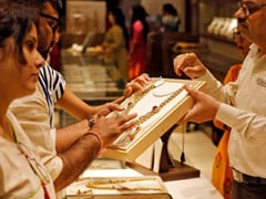 Gold Trades Marginally Higher On MCX, Silver Rises Above Rs 69,850