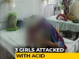 Video : Acid Thrown On 3 Sisters At UP Home While They Were Asleep