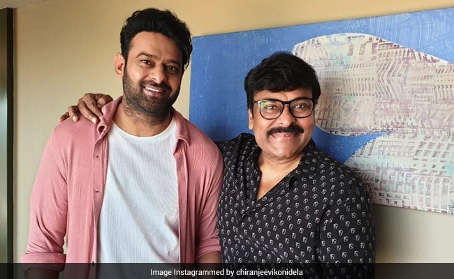 For Baahubali Prabhas, Birthday Wishes From Chiranjeevi And Others