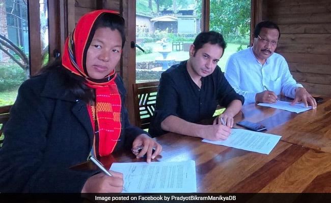 Tripura Royal Scion Stitches New Alliance, To Target BJP On NRC, CAA