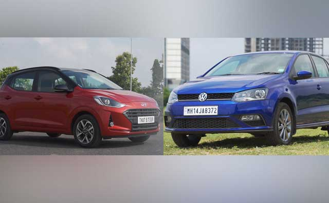 Volkswagen Polo 1.0 TSI Vs Hyundai Grand i10 Nios 1.0