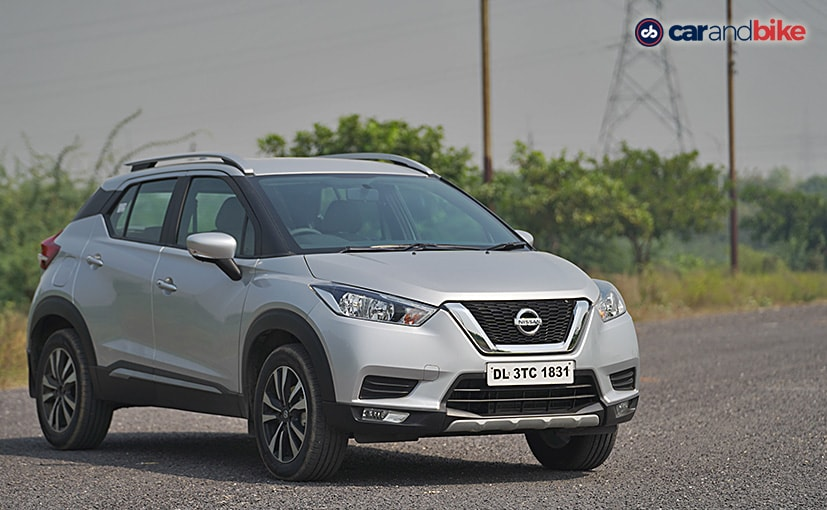 Prices for the Nissan Kicks 1.3 Turbo start at Rs. 11.85 lakh and go up to Rs. 14.15 lakh (ex-showroom)