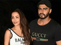 "Arjun Kapoor's Birthday Wish For His ""Fool"" Malaika Arora Is As Cute As They Are"