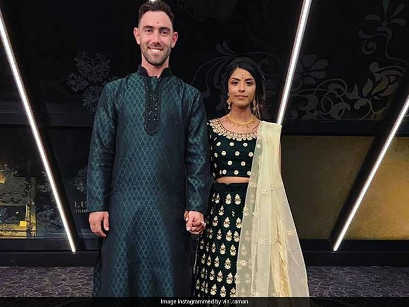 Glenn Maxwell Gets Adorable Birthday Wish From Indian-Origin Fiancee