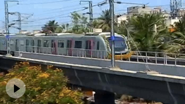 Video | Mumbai Metro Reopens Tomorrow After Months Of Covid Lockdown