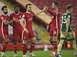 Premier League: Diogo Jota Caps Liverpool Fightback To Sink Sheffield United