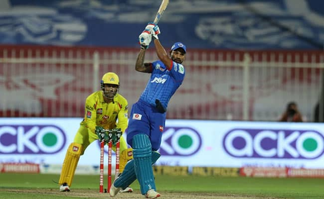 CSK vs DC Shikhar Dhawan became the FIRST batsman to hit 600 fours in IPL