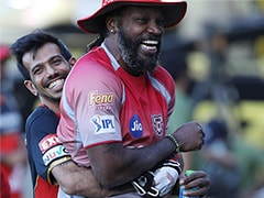 """IPL 2020: Yuzvendra Chahal And Chris Gayle Are Iconic """"Lion King"""" Characters In Spinner's Latest Pic"""