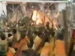 Stick Fight Festival Held In Andhra Pradesh Despite Ban, 50 Injured