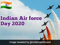 Indian Air Force Day 2020: Greetings And Spectacular Air Show In Pics