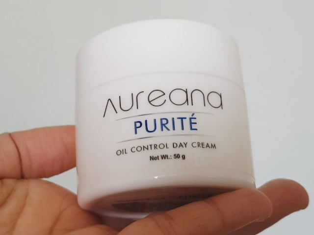 Video : Skincare Review: Aureana Oil Control Day Cream