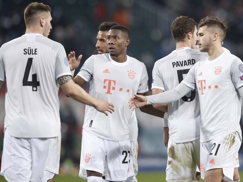 Champions League: Bayern Munich, English Clubs Win As Real Madrid Settle For Draw