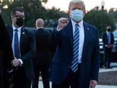 "Trump Campaign Says ""No Medical Reason"" To Stop US Presidential Debate"
