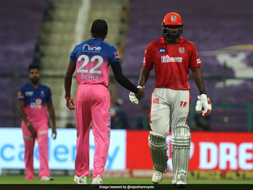 IPL 2020: Jofra Archer's Old Tweet Goes Viral After Dismissing Chris Gayle On 99