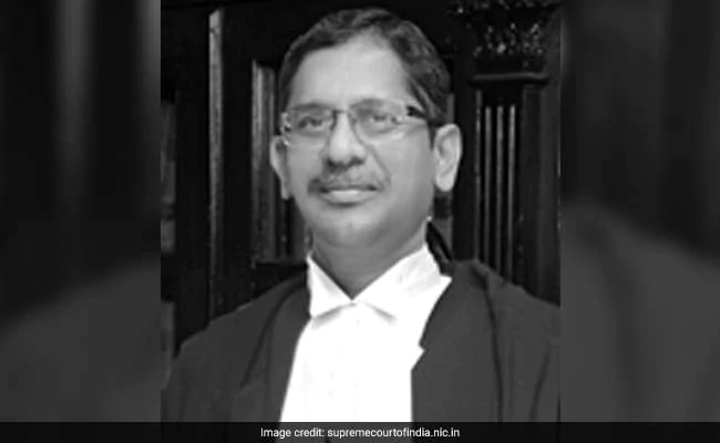 Justice NV Ramana Appointed Next Chief Justice Of India By President