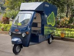 कायनेटिक ग्रीन सफर जंबो इलेक्ट्रिक मालवाहक 3-पहिया लॉन्च, कीमत Rs. 2.5 लाख