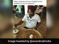 Anand Mahindra's Surreal Sunday, Followed By Punjabi Monday Breakfast