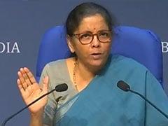 केंद्रीय वित्त मंत्री निर्मला सीतारमण ने MSP के मुद्दे पर कांग्रेस को आड़े हाथों लिया