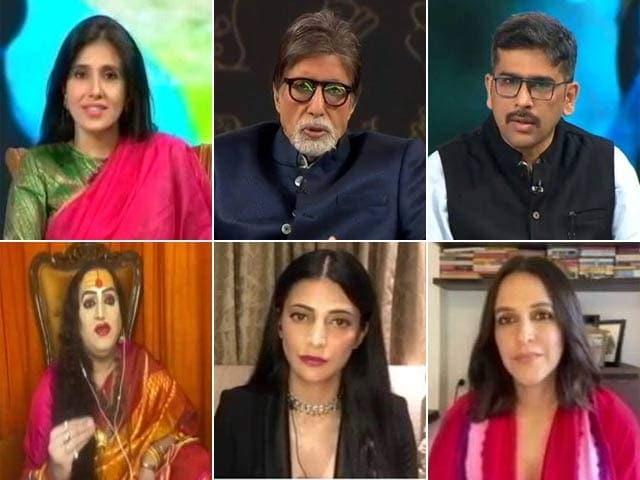 Videos : NDTV डेटॉल बनेगा स्वस्थ इंडिया टेलीथॉन में स्वास्थ्य, स्वच्छता और पर्यावरण की बात
