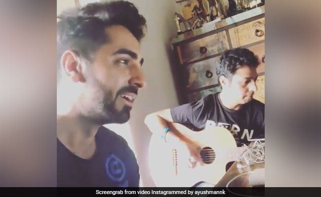 Here's What Ayushmann Khurrana Shared For 'Multi-Talented' Kishore Kumar On His Death Anniversary