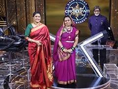 अमिताभ बच्चन के सामने हॉट सीट पर नजर आएंगी रेणुका शहाणे और कर्मवीर फूलबसन यादव