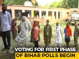 Video : Will Nitish Kumar Get A Fourth Term? Voting Begins In Bihar
