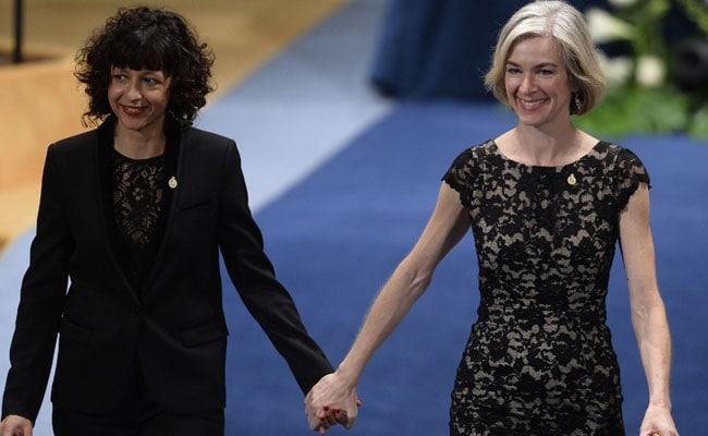 Nobel Prize In Chemistry Awarded To Emmanuelle Charpentier, Jennifer Doudna